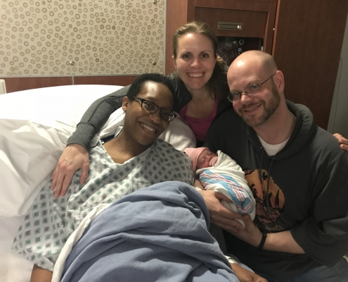 Doula Jenn provides birth doula services in Northern Virginia and the DC metro area.